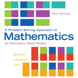 Test Bank for A Problem Solving Approach to Mathematics for Elementary School Teachers 12th Edition