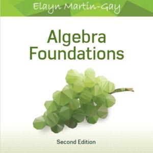 Test Bank for Algebra Foundations Prealgebra, Introductory Algebra & Intermediate Algebra 2nd Edition