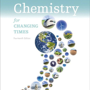 Test Bank for Chemistry For Changing Times 14th Edition
