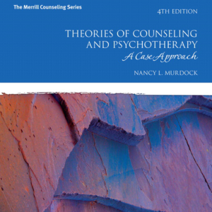 Buy Test Bank for Theories of Counseling and Psychotherapy A Case Approach 4th Edition