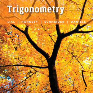 Test Bank for Trigonometry 11th Edition