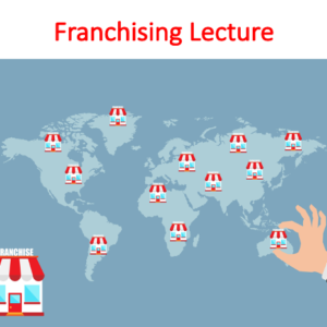 Franchising Lecture