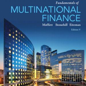 Fundamentals of Multinational Finance 5th Edition