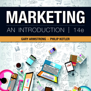 Test Bank for Marketing An Introduction 14th Edition