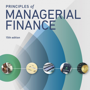 Test Bank for Principles of Managerial Finance 15th Edition