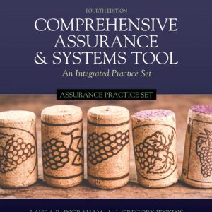 Solutions Manual for Assurance Practice Set for Comprehensive Assurance & Systems Tool (CAST), 4th Edition