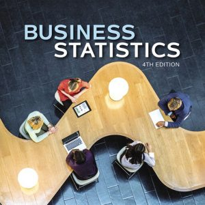 Solutions Manual for Business Statistics, 4th Edition