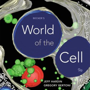 Test Bank for Becker's World of the Cell, 9th Edition