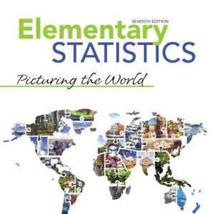 Buy Test Bank for Elementary Statistics: Picturing the World, 7th Edition