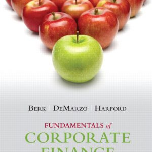 Test Bank for Fundamentals of Corporate Finance, 3rd Edition
