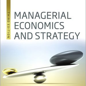Buy Test Bank for Managerial Economics and Strategy, 3rd Edition