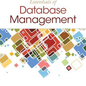 Essentials of Database Management, 1st Edition