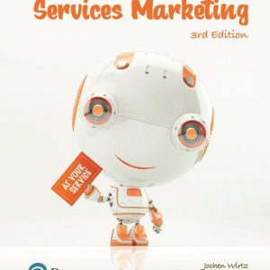 Essentials of Services Marketing, 3rd Edition