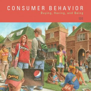 Test Bank for Consumer Behavior: Buying, Having, and Being, 12th Edition