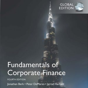 Test Bank for Fundamentals of Corporate Finance, Global Edition, 4th Edition