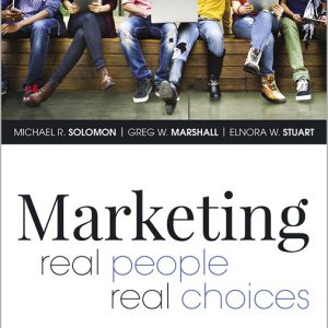 Test Bank for Marketing: Real People, Real Choices, 10th Edition download