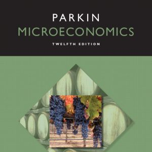Test Bank for Microeconomics, 12th Edition