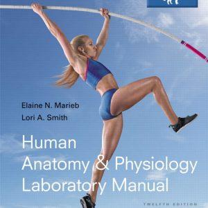 Human Anatomy & Physiology Laboratory Manual, Cat Version, 12th Edition