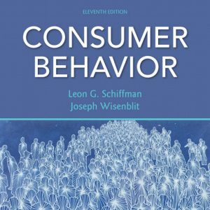 Test Bank for Consumer Behavior, 11th Edition