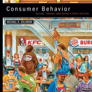 Test Bank for Consumer Behavior, Buying, Having, and Being 10th Edition