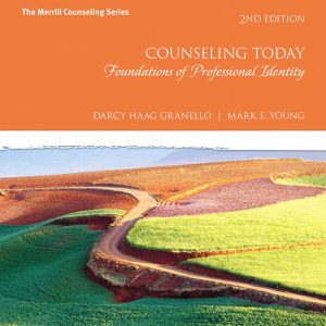 Test Bank for Counseling Today: Foundations of Professional Identity, 2nd Edition download