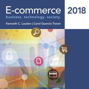 Test Bank for E-commerce 2018, 14th Edition