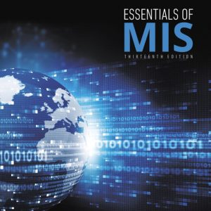 Test Bank for Essentials of MIS, 13th Edition download