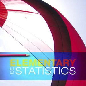 Elementary Statistics, 13th Edition