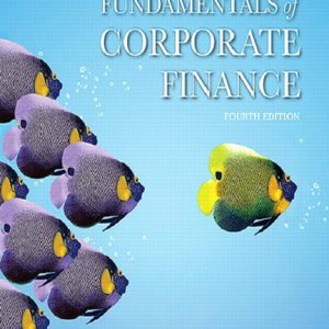Test Bank for Fundamentals of Corporate Finance, 4th Edition download